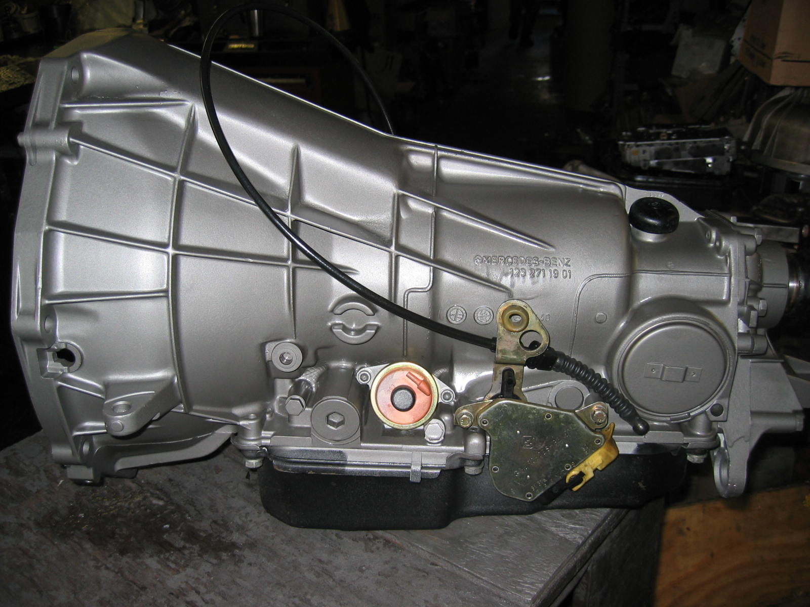 Sun valley mercedes transmissions for Mercedes benz transmission repair