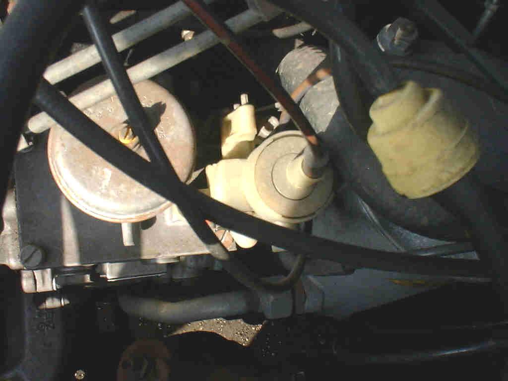 transmission vacuum hook up